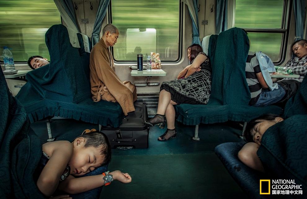 僧侶的姿態